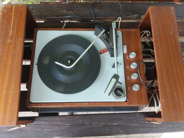 Gramofon unitra wg 580f