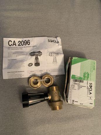 Zawór antyskażeniowy, izolator przepływów zwrotnych SOCLA CA2096 1/2'
