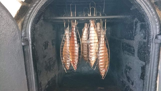 Ryby wędzone świeże pod zamówienie