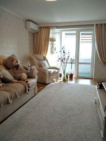 Квартира с ремонтом, мебелью и техникой. Видовая