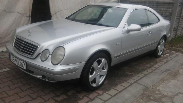 Mercedes CLK 200 W208