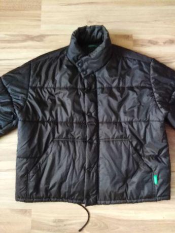 Benetton kurtka pikowana damska