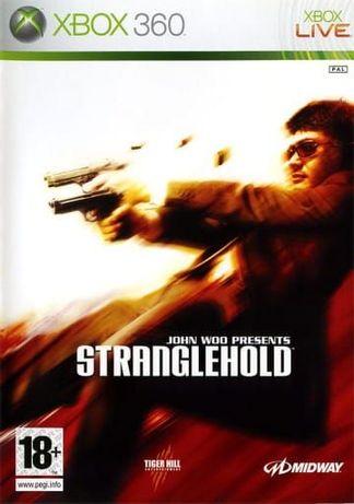 Gra Stranglehold X360 (KOPERTA) - używana