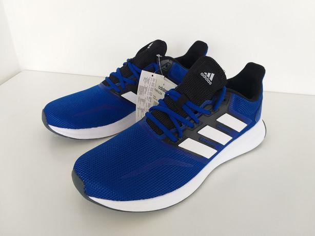 Buty męskie Adidas Runfalcon w rozmiarze 42 NOWE