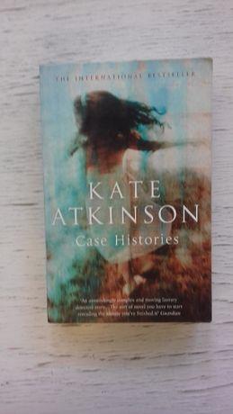 """Case histories"" Kate Atkinson"