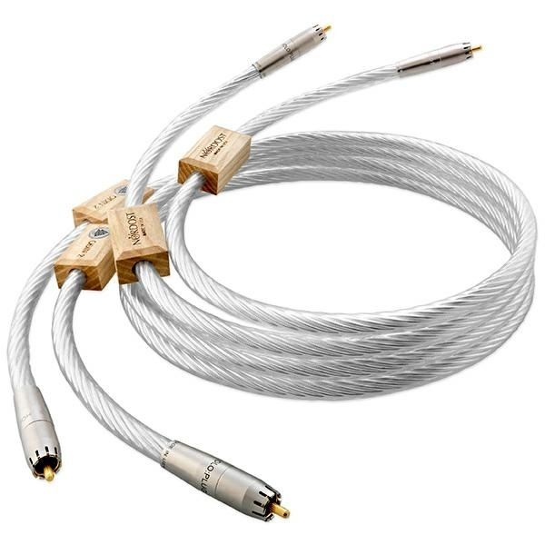Nordost ODIN 2 - Interkonekt audio RCA - 1,0M Trans Audio Hi-Fi