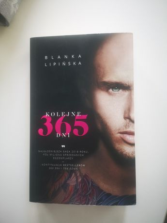 Książka kolejne 365 dni