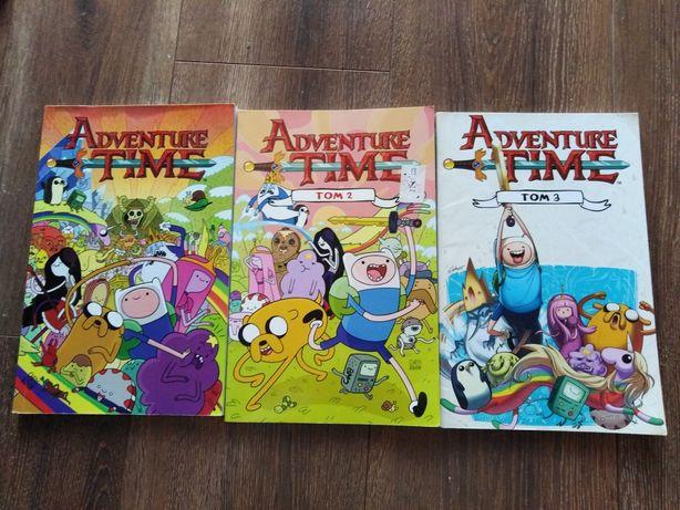 Adventure Time komiksy