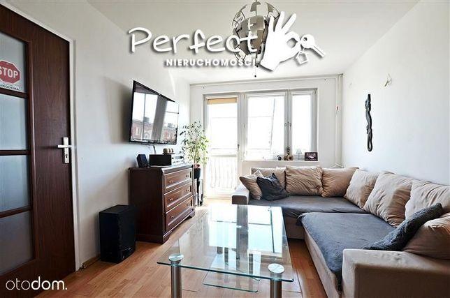 Atrakcyjne jasne 3 pokoje z balkonem - Karłowicza!