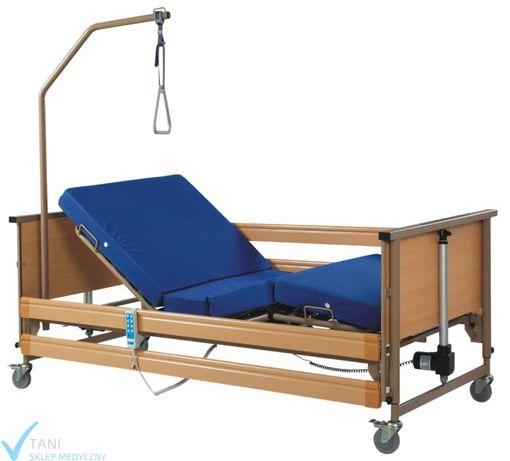 Opis Oferujemy wynajem łóżka rehabilitacyjnego 4-funkcyjnego dla chory