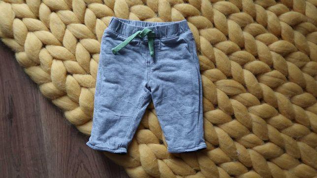 Ciepłe spodnie, rozmiar 56