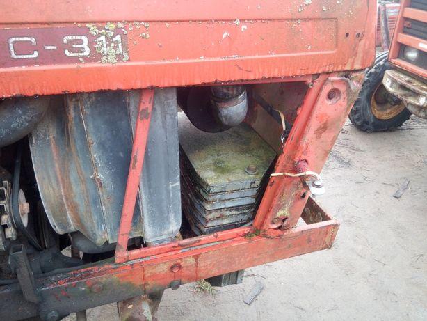 Ursus C-385 obciążniki balast obciążenie Zetor 8011 i 912