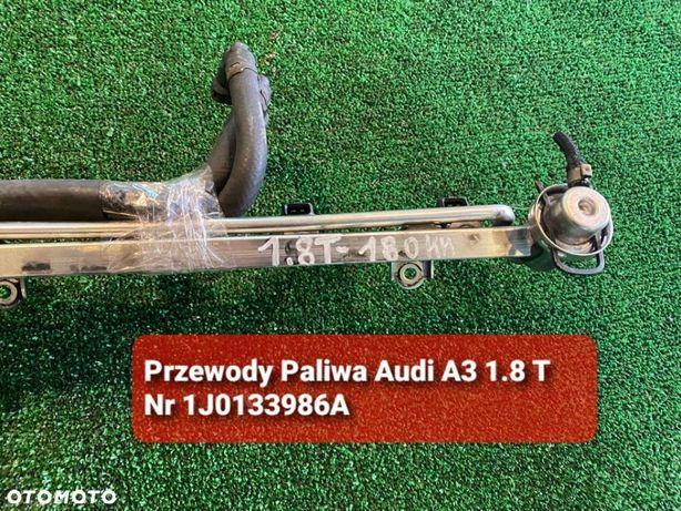 Listwa Wtryskowa Audi 1.6 1.8 1.8 T Benzynka 1J0133986A