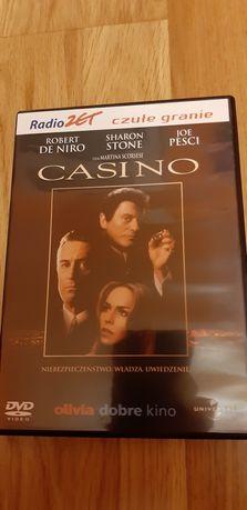 Film na płycie dvd CASINO