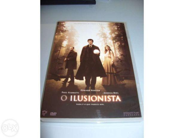 DVD Ilusionista