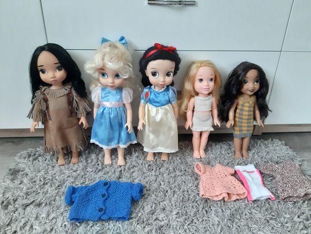 Lalki Disney Store Animators i My First disney princess. Duże 40cm