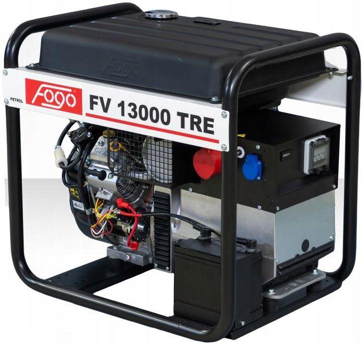 Agregat prądotwórczy FOGO FV13000TRE 12,5kVA / AVR Rososzyca - image 1