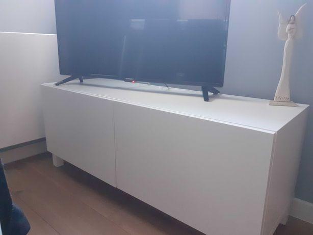 Szafka rtv IKEA biała