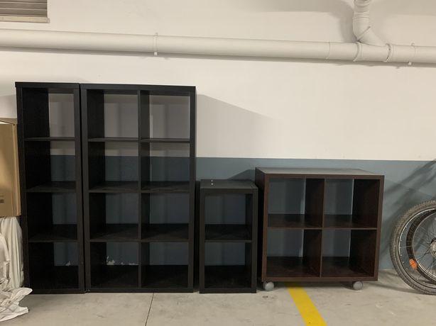 Estantes Ikea Kallax