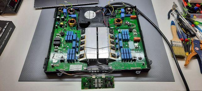 sterowanie płyty indukcyjnej Siemens EH651RE11E