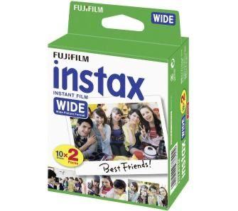 Fujifilm INSTAX Wide 8 x 10 szt. 80 sztuk