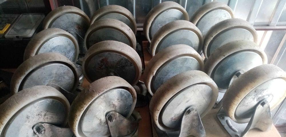 Koła do wózków magazynowych 20cm Pabianice - image 1