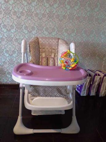 Стульчик для кормления, стул детский. Стол+стул