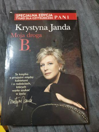 Krystyna Janda - Moja droga B.
