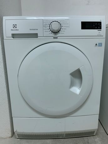 Maquina secar roupa Electrolux Reverseaction 8kg