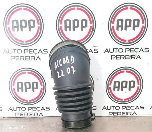 Tubo admissão turbo Honda Accord 2007 2.2 D-Tech 150 CV.