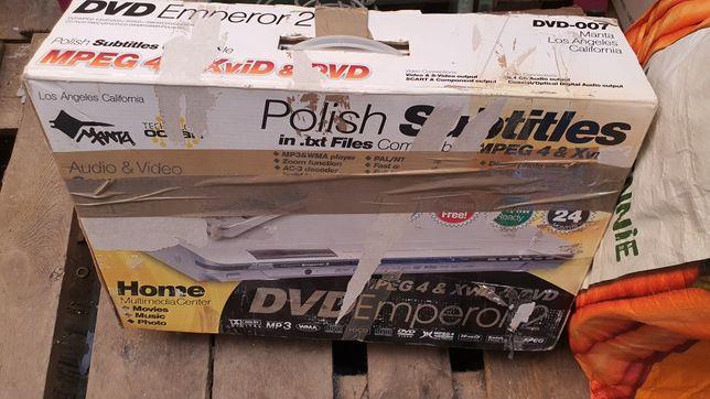 DVD Manta Emperor 2 Okazja! Używane! Sprawne!