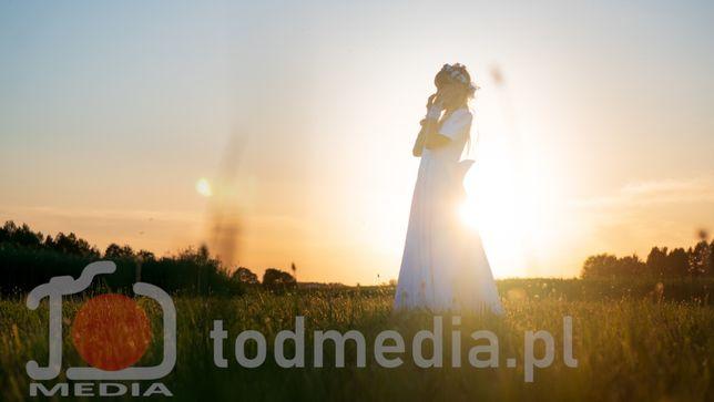 Kamerzysta na ślub wesele filmowanie