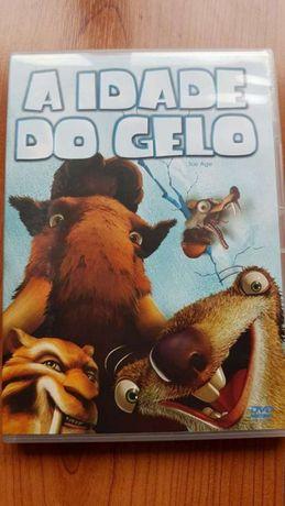 DVD - A Idade do Gelo