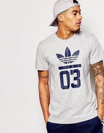 Футболка adidas (m-l) the north face