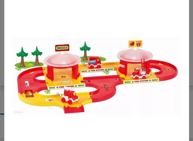 wader toys trasa straż pożarna 2m