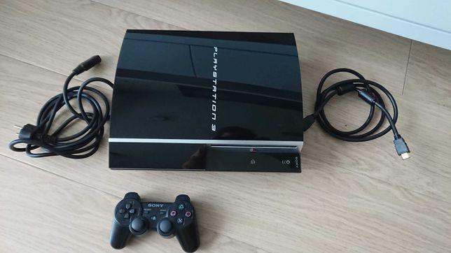 Konsola SONY PlayStation 3 PS3 + zestaw gier