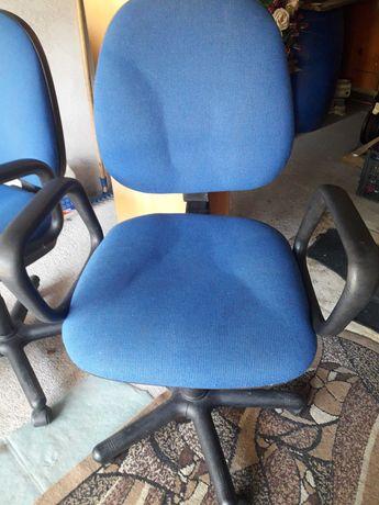Biurowe fotele obrotowe