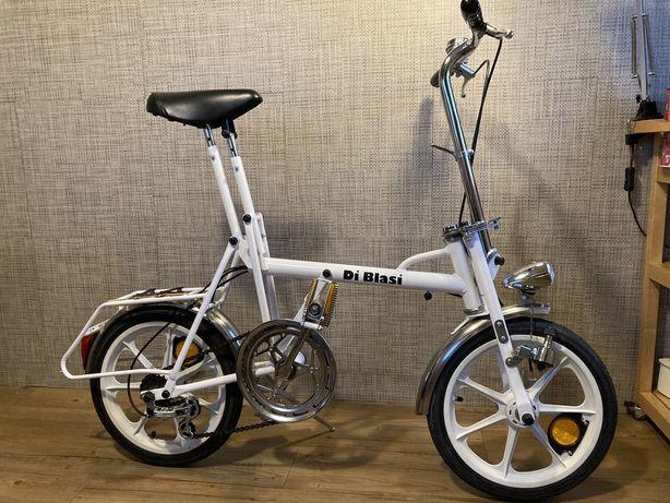 Bicicleta desdobravel /dobravel