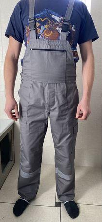 Рабочая одежда, полукомбинезон