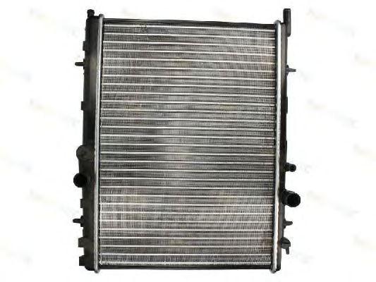 Основной радиатор охлаждения Citroen Berlingo C4 Peugeot Partner 307