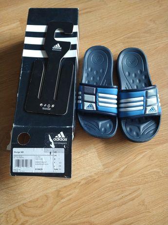 Klapki Adidas 40,5 nowe