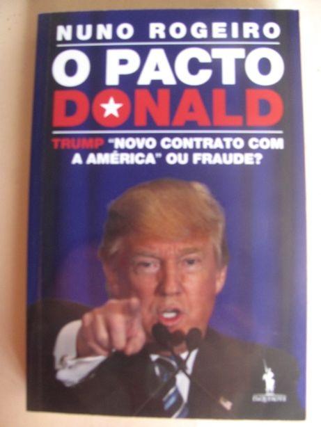 O Pacto Donald de Nuno Rogeiro