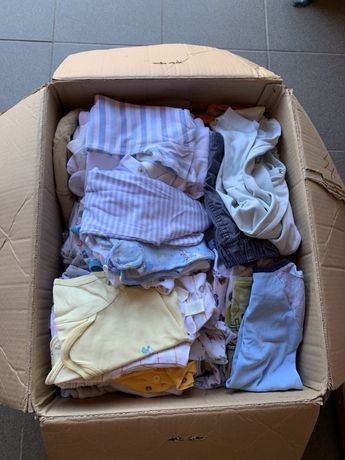 Ubranka dla noworodka 56-68