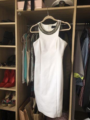 Sukienka biała Mohito roz. 36