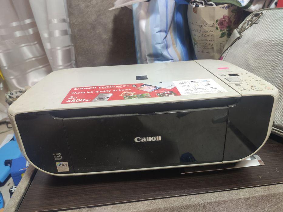 Canon PIXMA MP 210 Черновцы - изображение 1