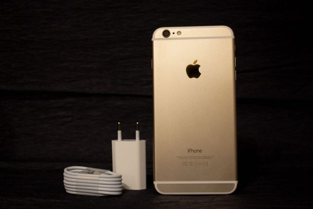 IPhone 6/6S Plus 16GB/32GB Gold Neverlock *instyle.net.ua* 5S/7/8 Plus