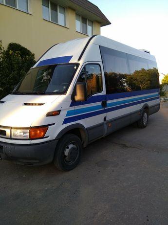 Заказ микроавтобуса, пассажирские перевозки, трансфер.