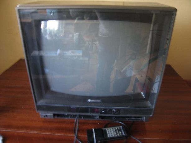 Telewizor kineskopowy SAMSUNG 23 cale TV + pilot