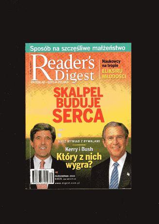Reader's Digest - Przegląd (październik 2004)