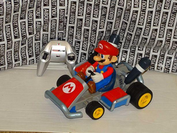 Mario RC car carrera